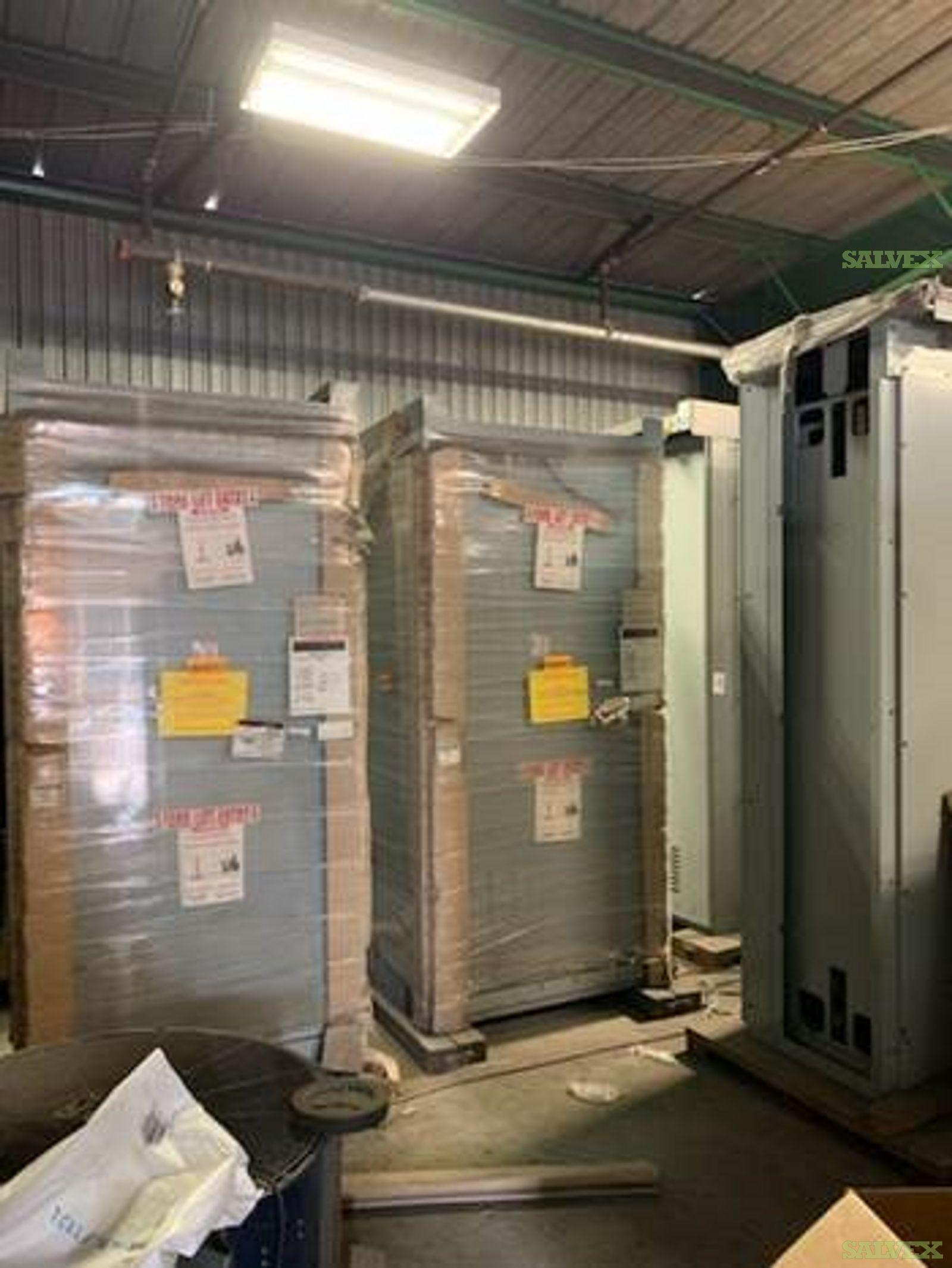 Mining Equipment (GE Industrial Oil-Filled Distribution Transformer) (14 Units)