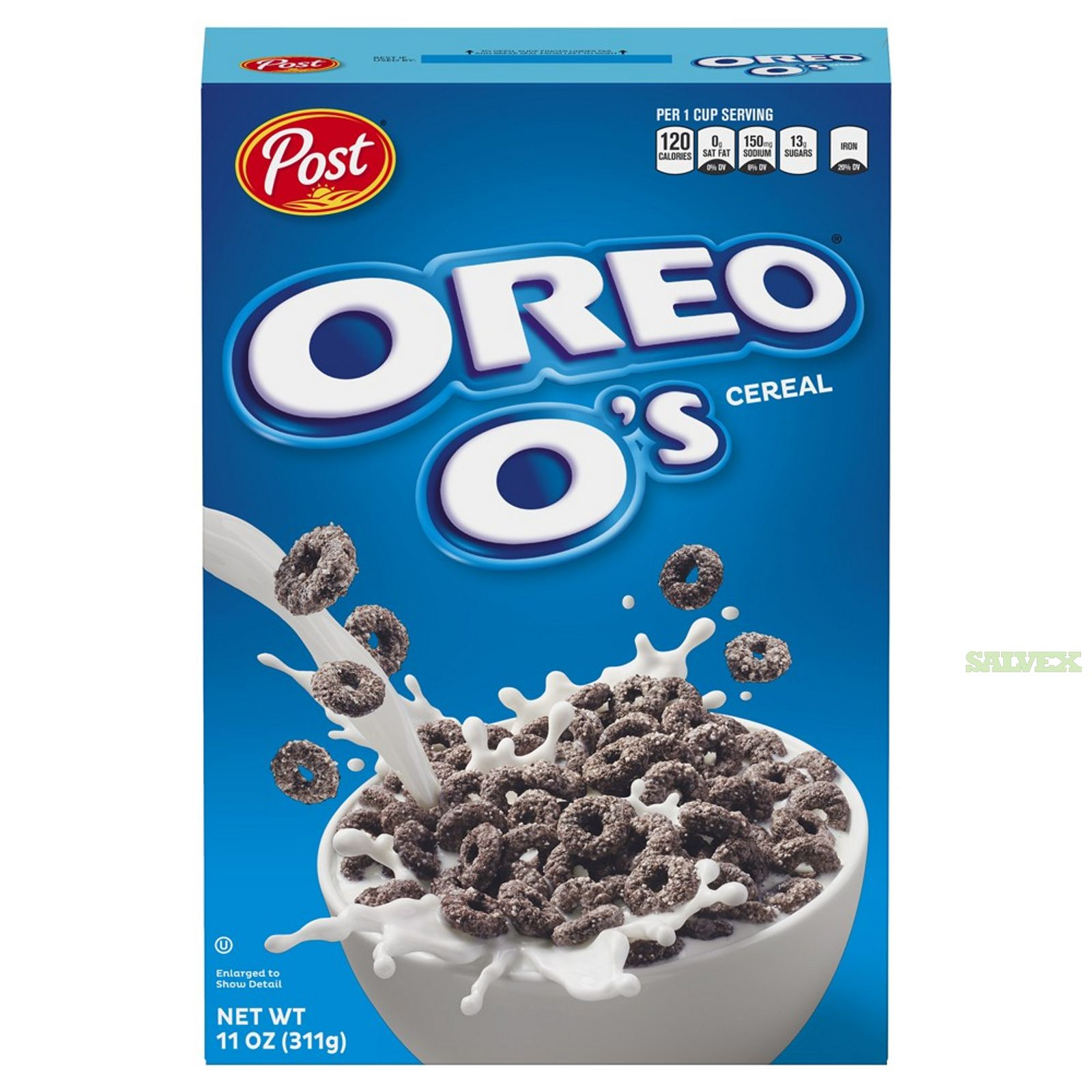 Oreo, Chips Ahoy, Honey Maid, and Cocoa Pebbles Case Pack (Total Cases: 1760)