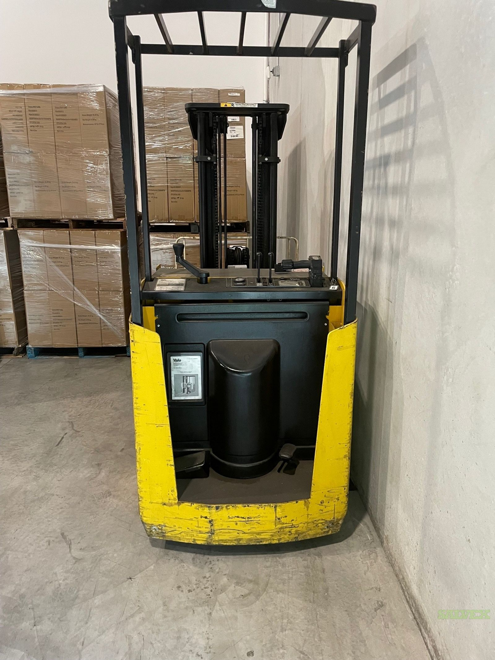 Yale ERP040THN36TE094 & ES030ABN24TE083 Lift Truck (2 Units)