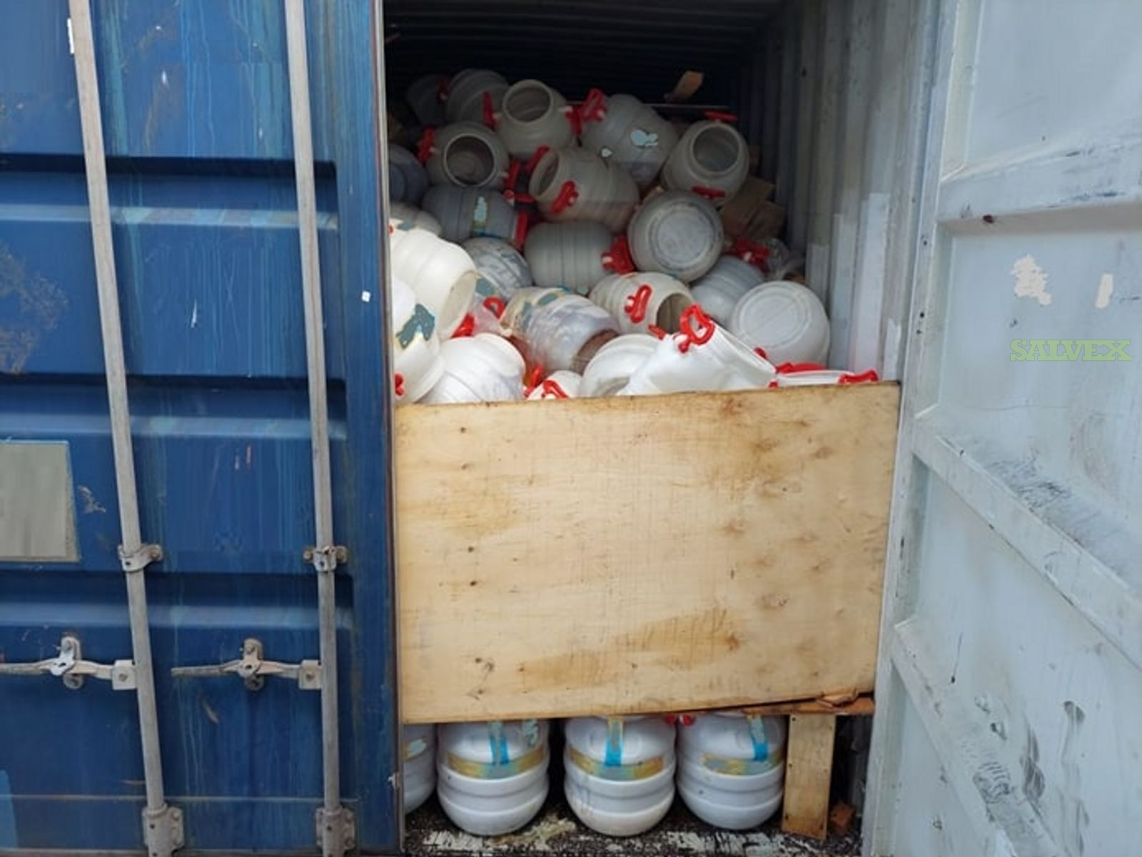 Salvage Cargo of Natural Honey, Royal Jelly 2% (Approx. 19,000 Kgs)