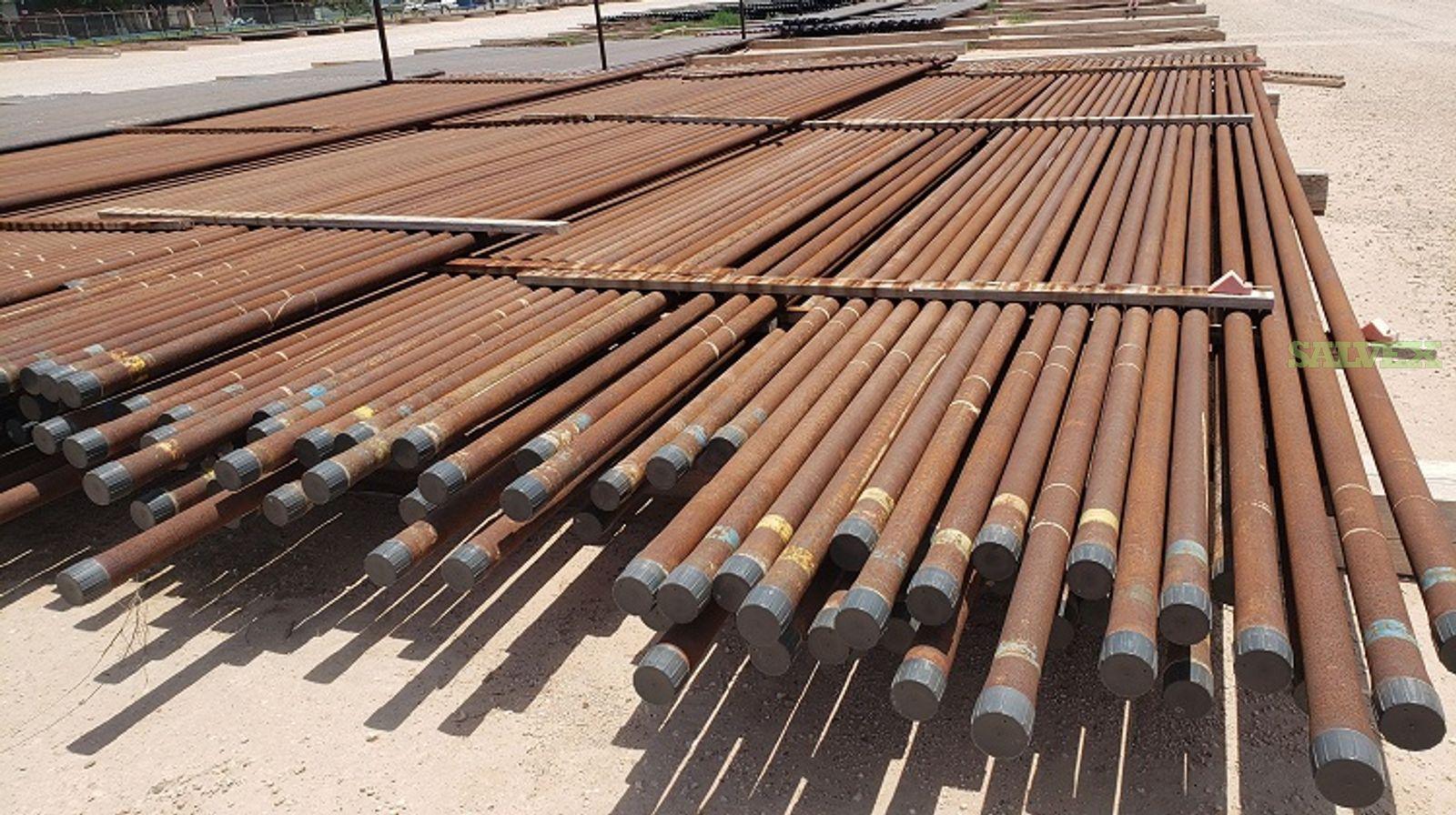 2 7/8 6.50# L80 EUE  Fiberglass Lined R2 Structural Tubing (11,160 Feet / 33 Metric Tons)