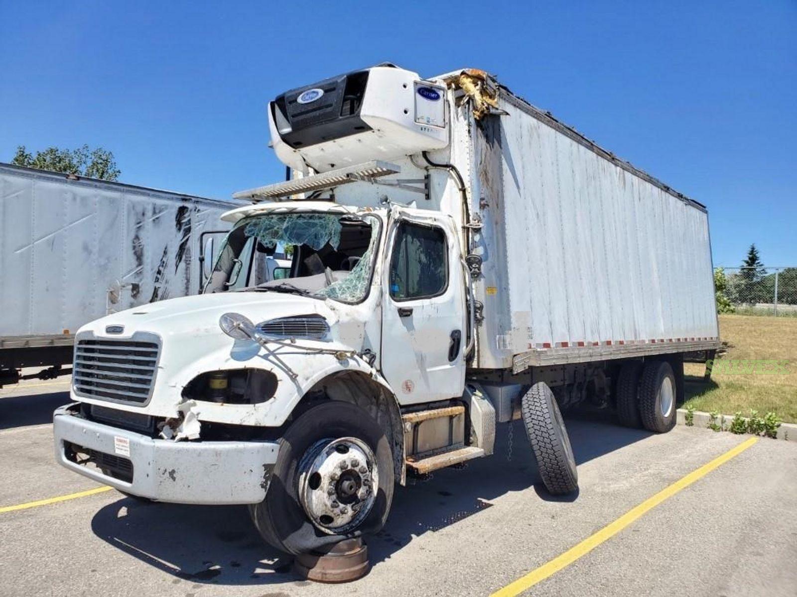 Freightliner M2 106 Truck 2016