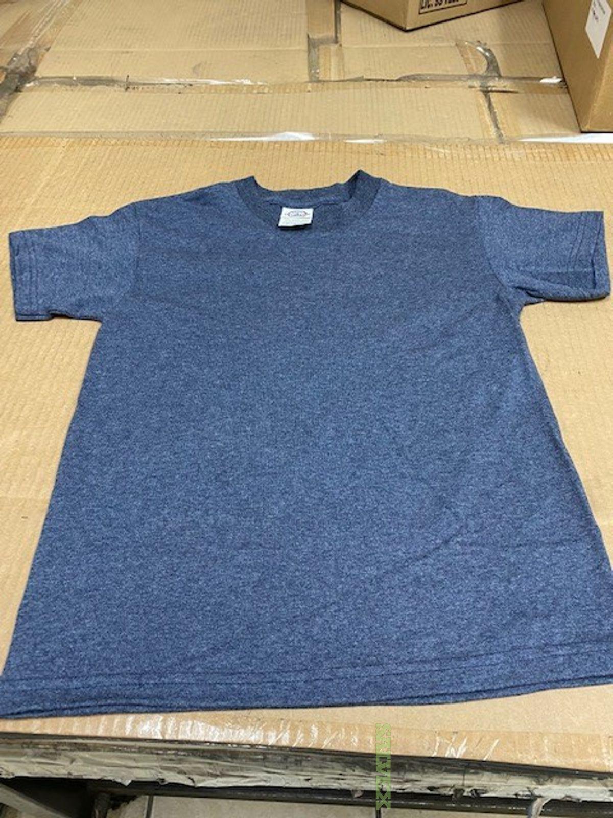 Kid's Blank T-Shirts (10,000 Pcs)