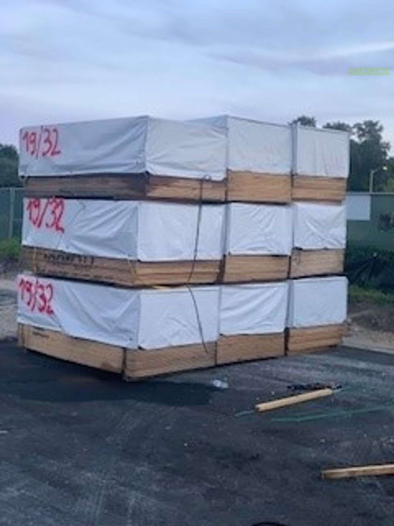 Construction Lumber Inventory: SYP, LVL, GLB, PSL and more (1 Lot)