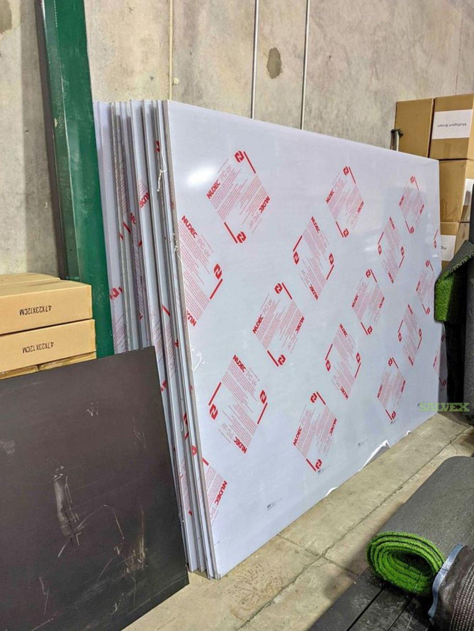 Acrylic Panels (38 New)