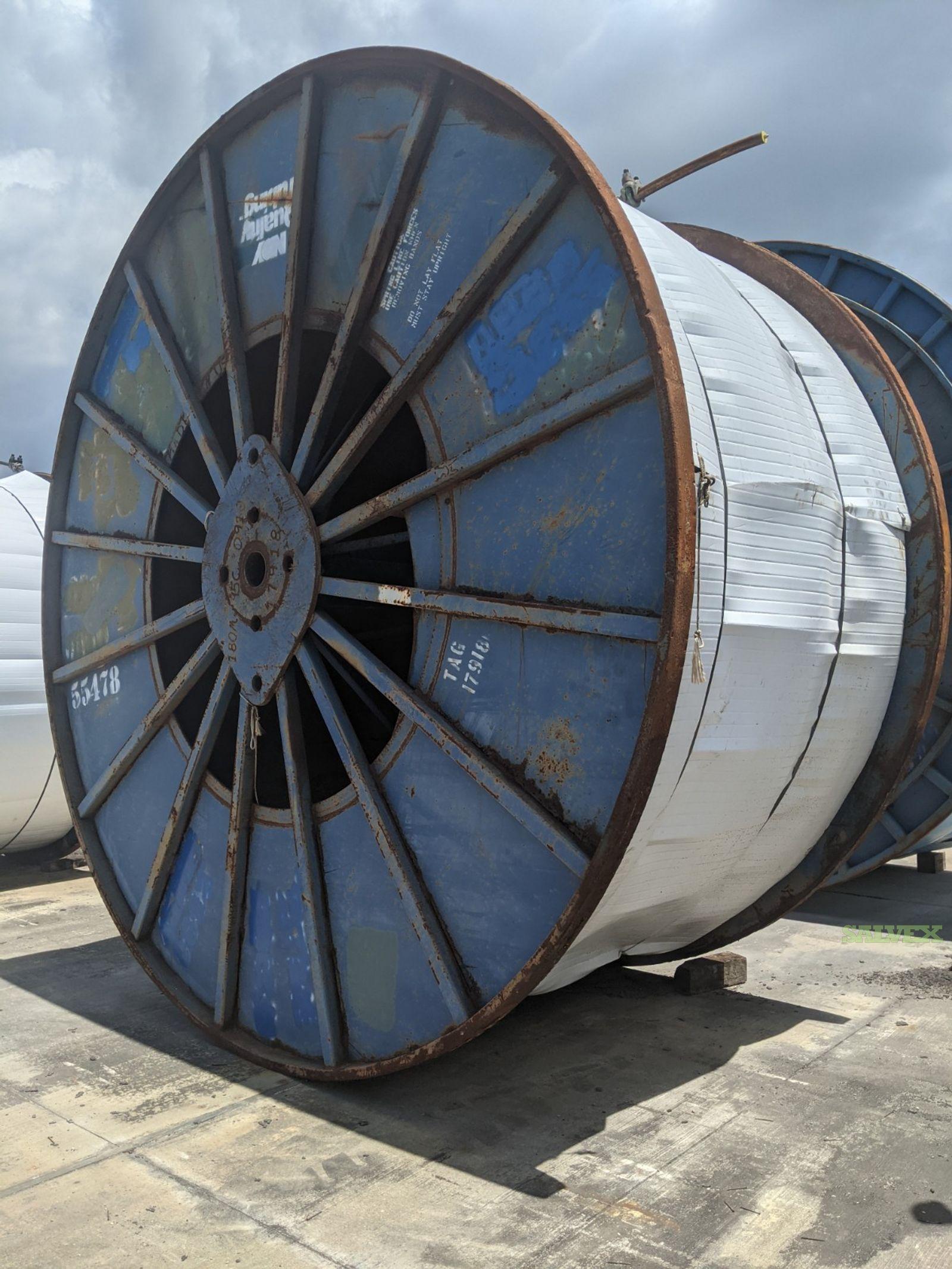 1 1/2 - 2 3/8 Coiled Tubing (227,000 Feet / 350 Metric Tons)