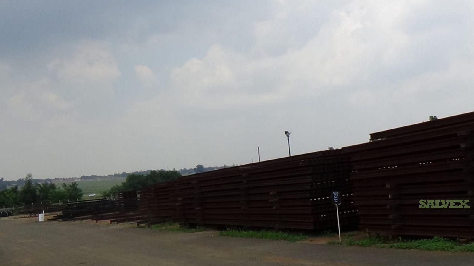Metal Scrap - Rails (100,000 Ton)