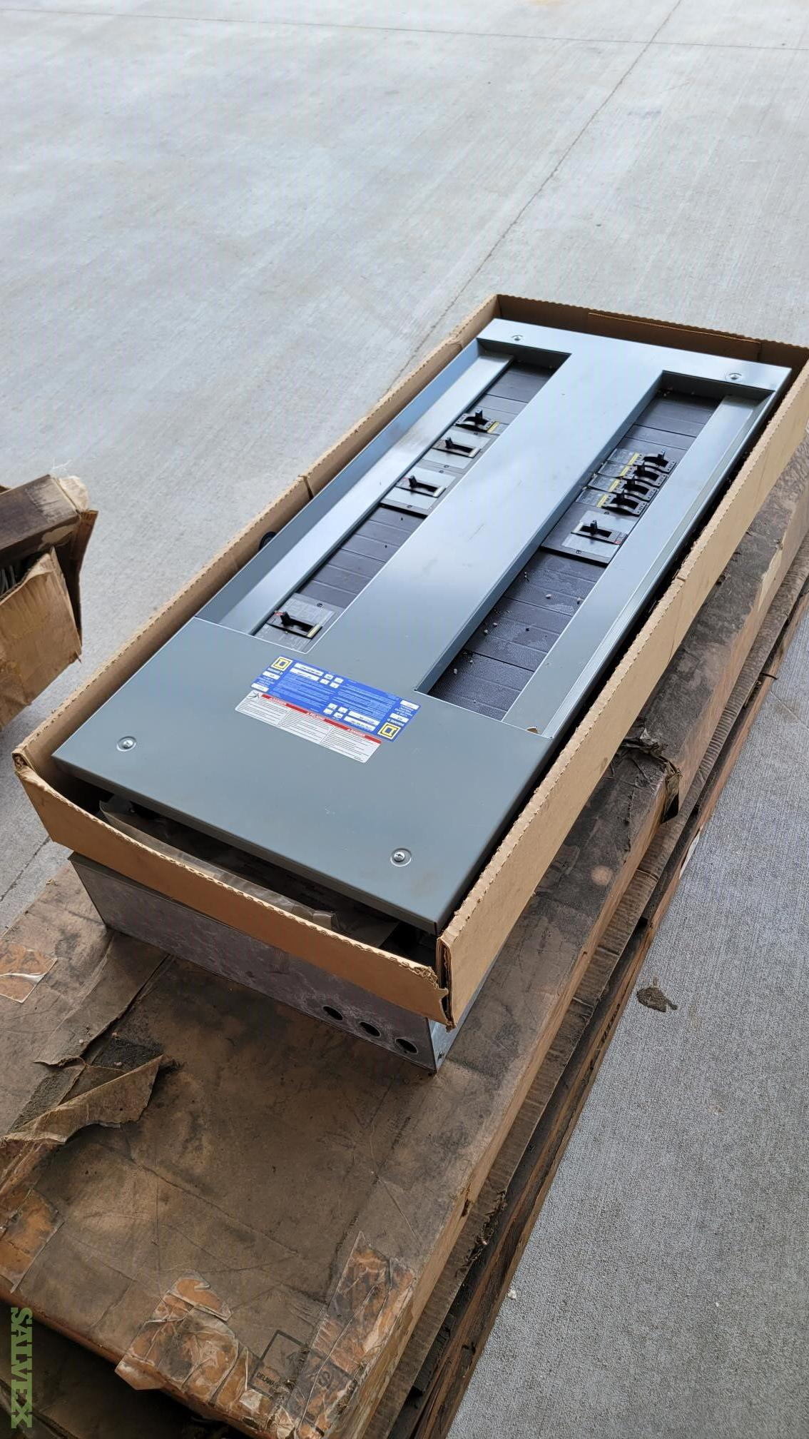 Power Pact Control Panel (1 Unit)