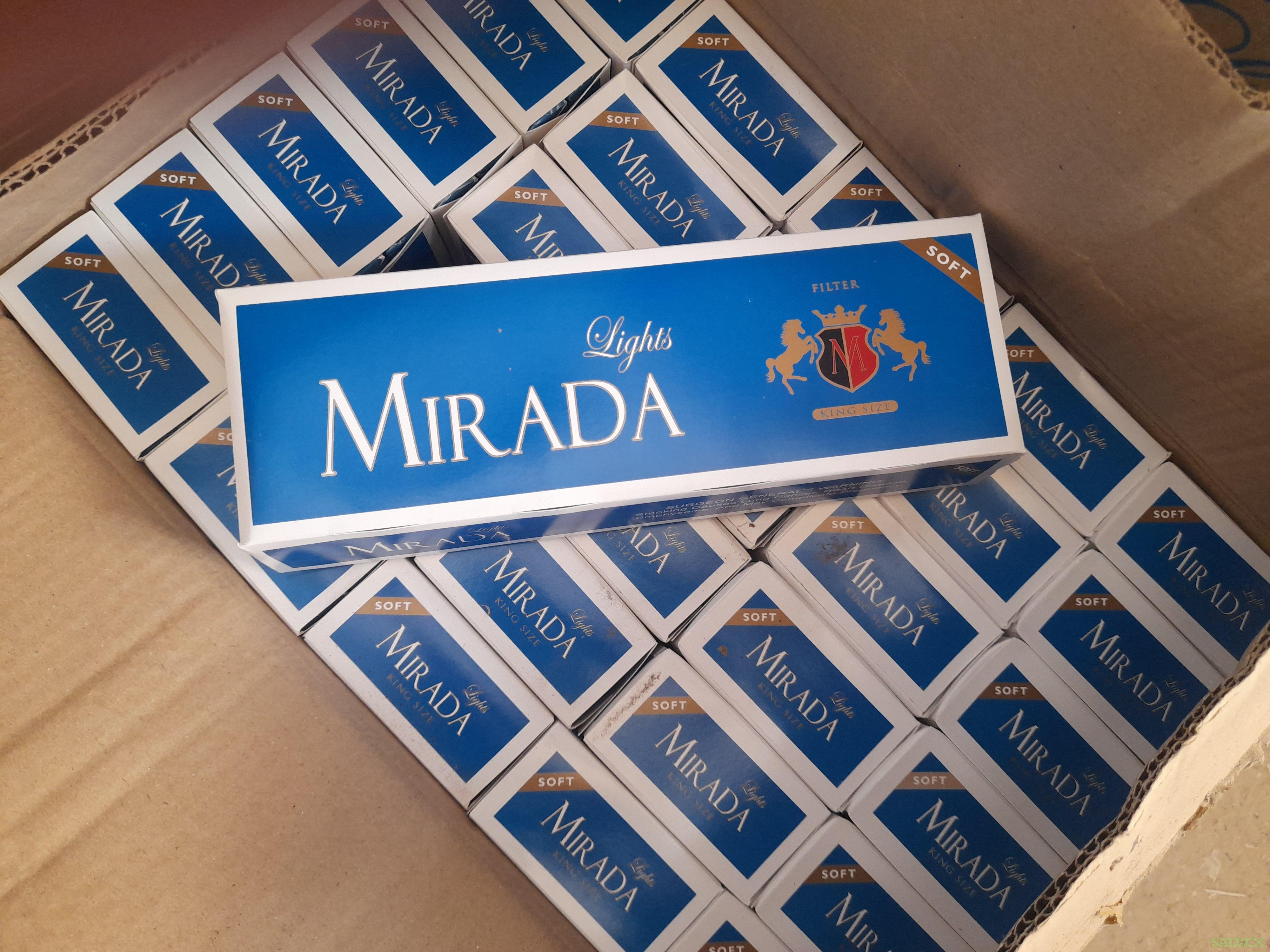 Yukon and Mirada Brands Cigarettes (640 Cases)