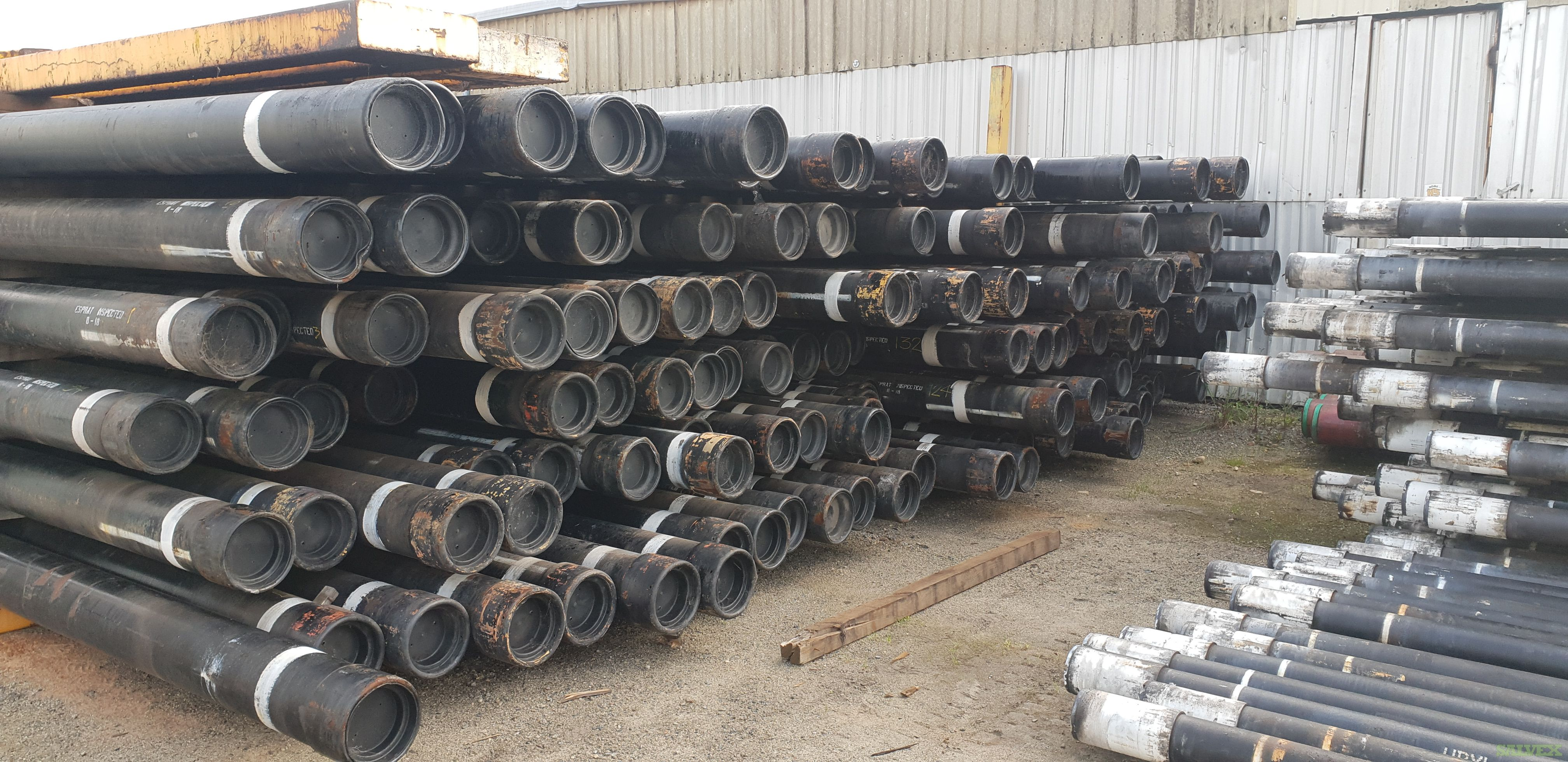 9 5/8 47# L80 BTC R3 Surplus Casing (7,251 Feet / 155 Metric Tons)