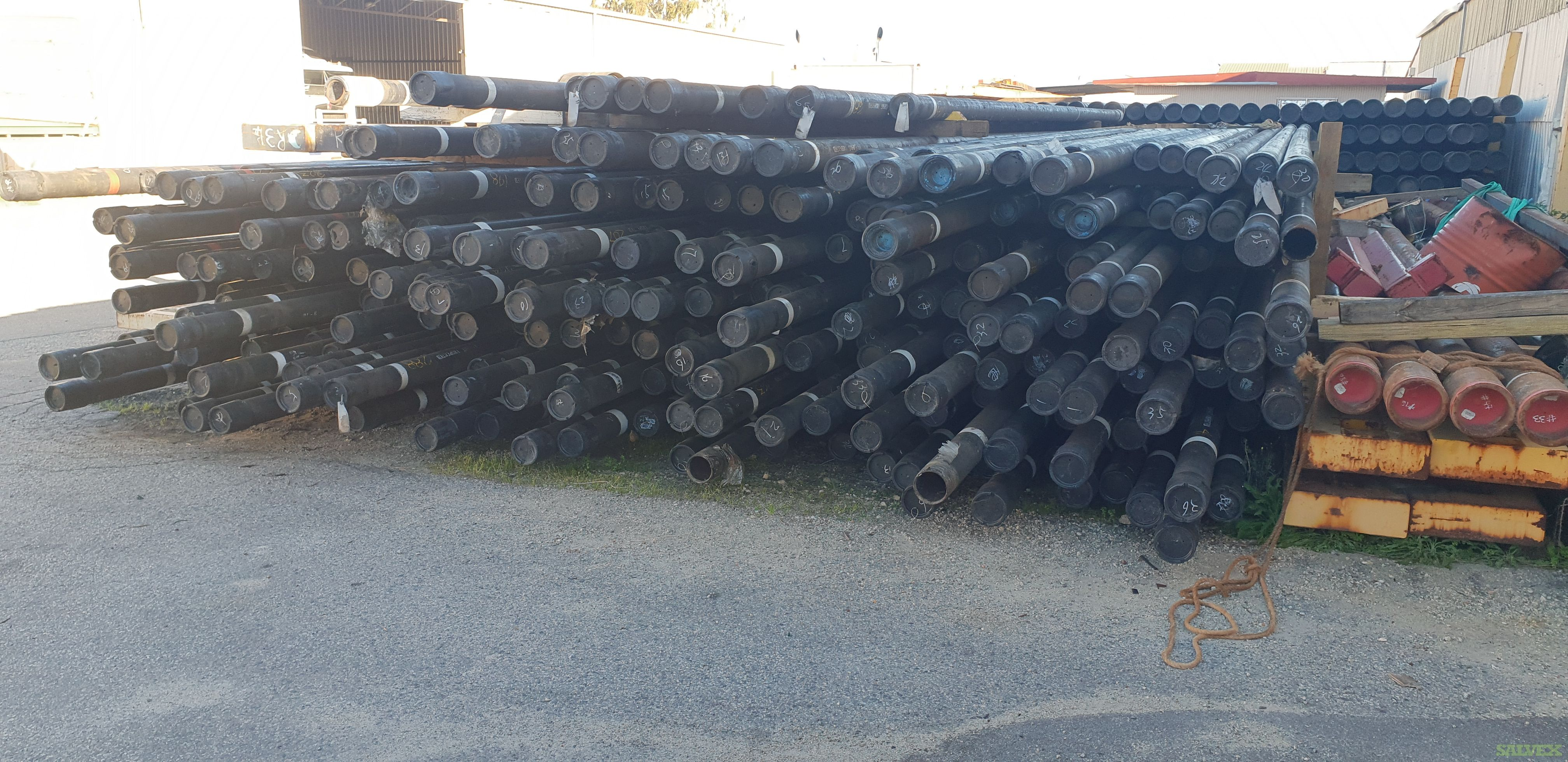 5 1/2 23# P110 BL-V-2T R3 Surplus Casing (10,663 Feet / 111 Metric Tons)