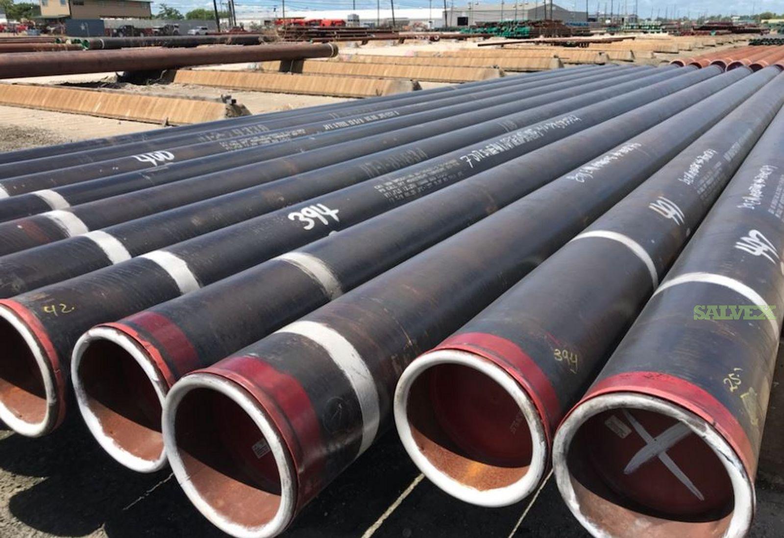 13 5/8 88.20# Q-125 HC SLSF R3 Reject Casing (1,916 Feet / 77 Metric Tons)