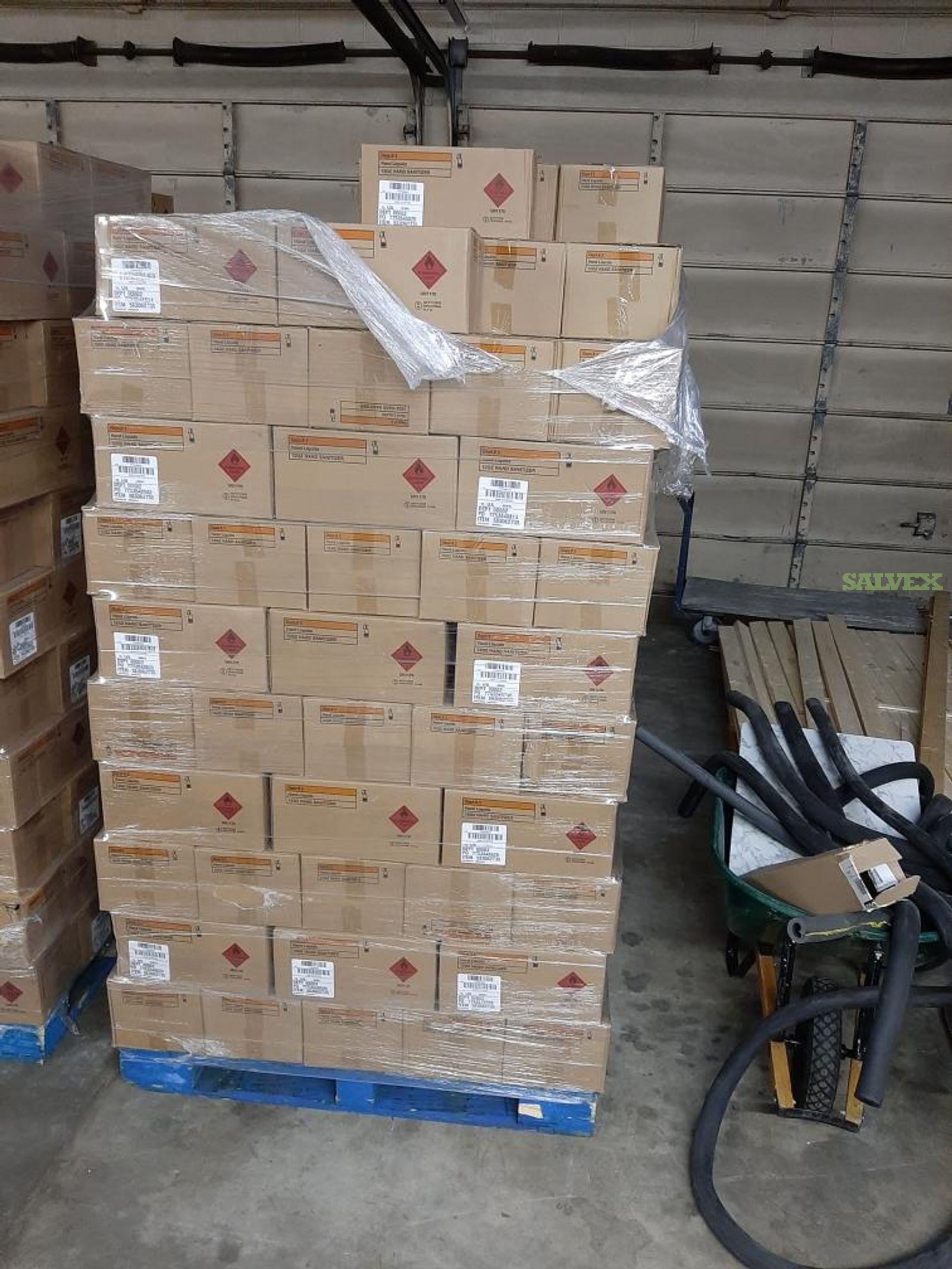 Equate Hand Sanitizer (12 oz. bottle - 24 per case - 400 Cases)