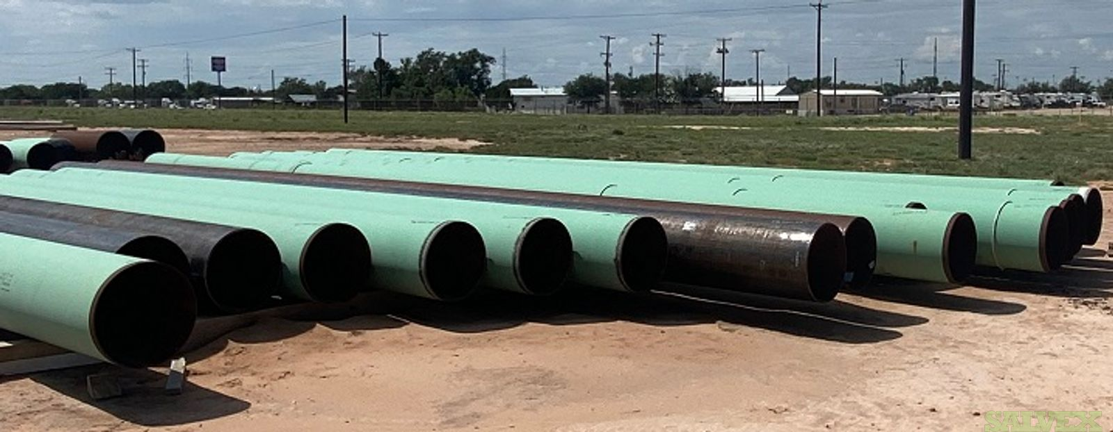 1 - 24 Structural DRL Line Pipe (3,569 Feet / 169 Metric Tons)