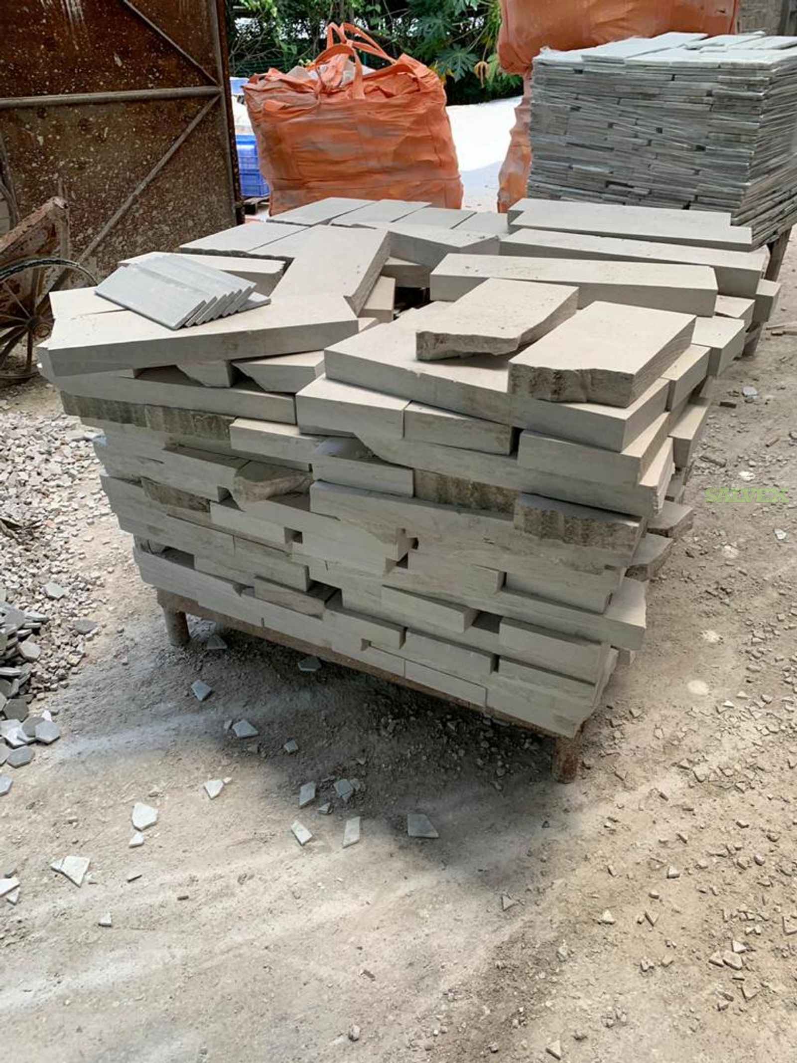 Factory Waste  Marble (1000 tons)