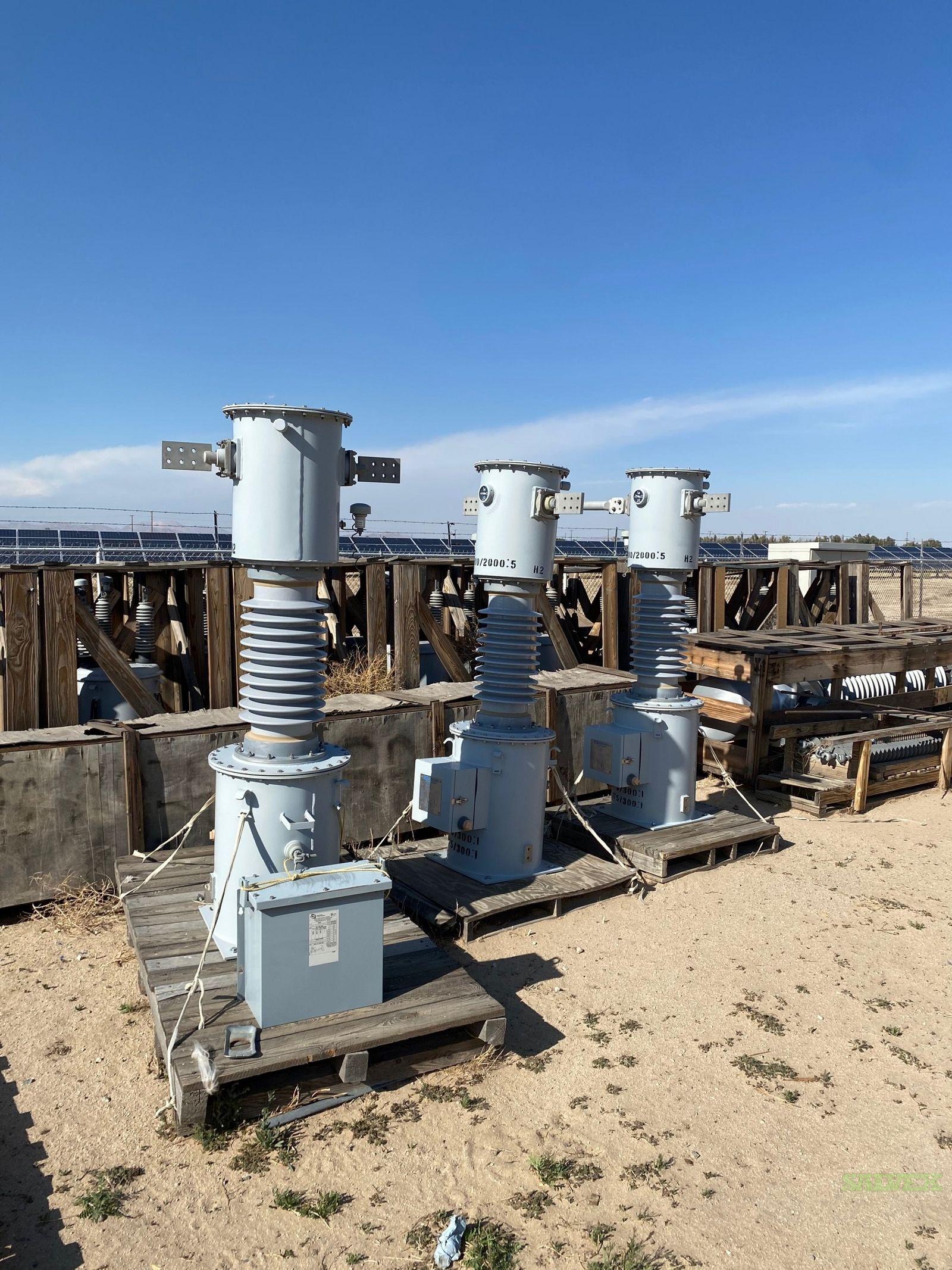 iTec Metering Transformer CVTO-200 (Substation Equipment) / 30 Units