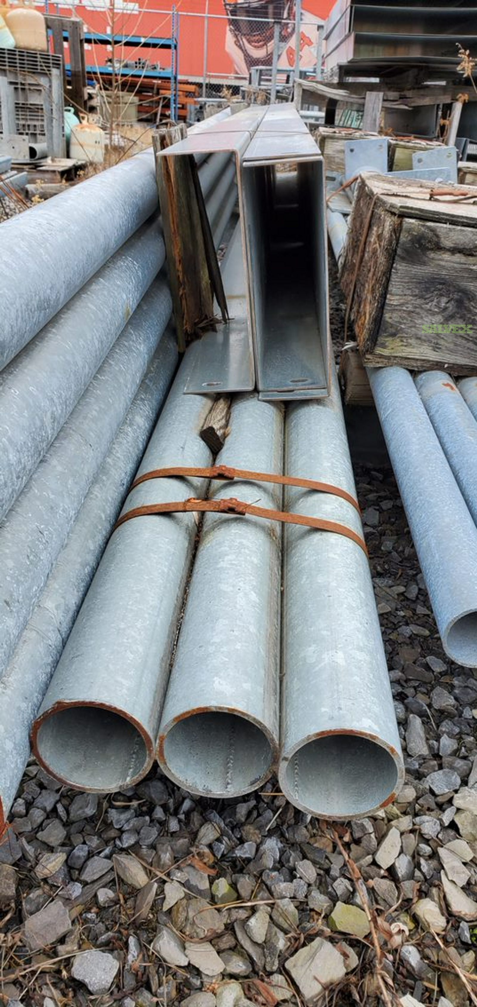 Structural Steel for Telecom Towers