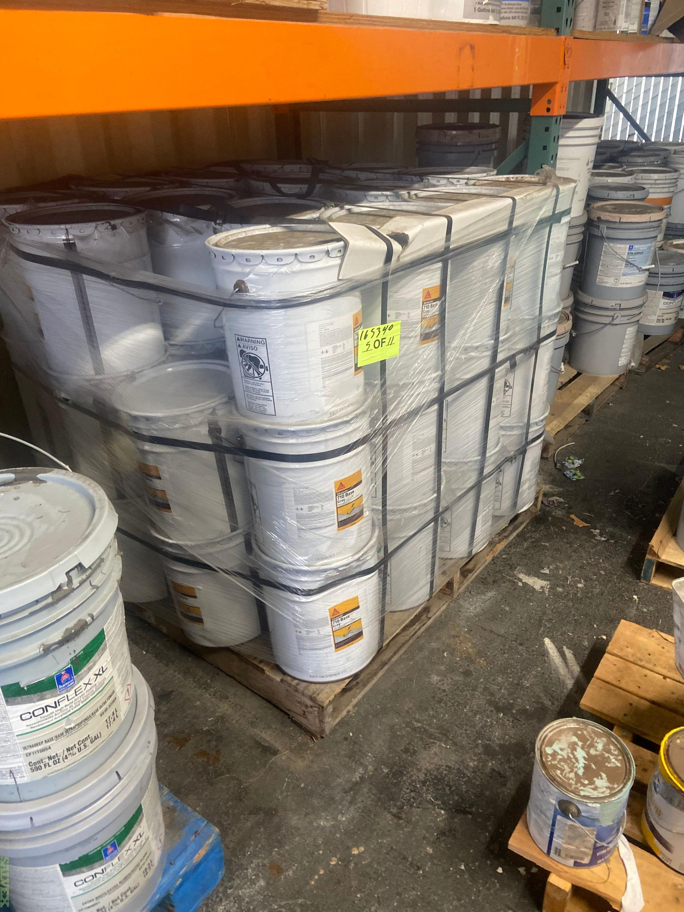 Sika 710, 715 & 735 (1,010 Gallons)