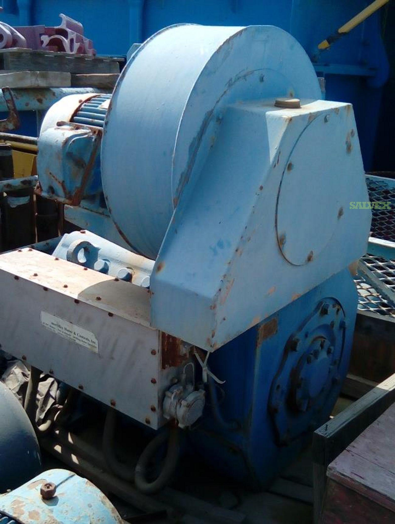 Amerimex New Torque Master DC Drilling Motors