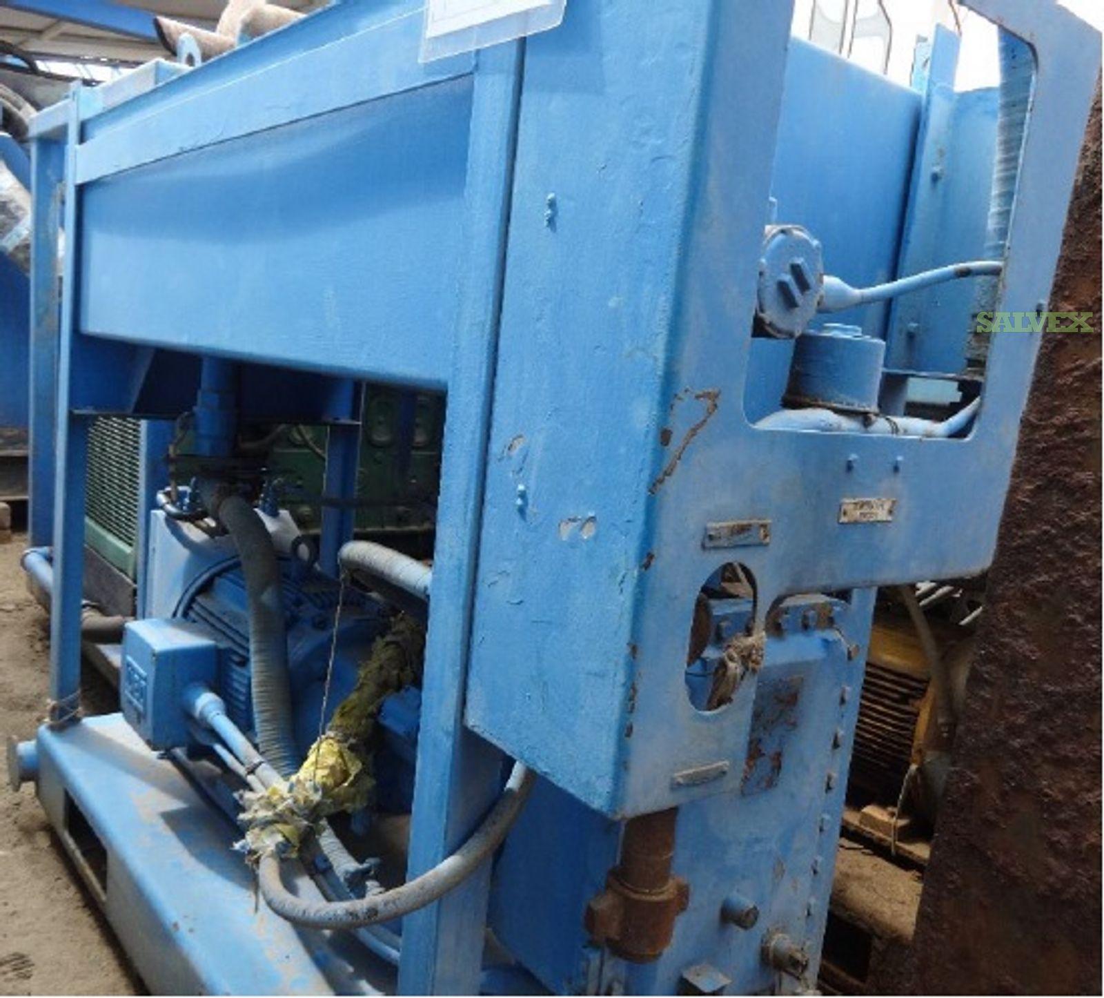 Hawk Industries Inc. Hydraulic Power Unit