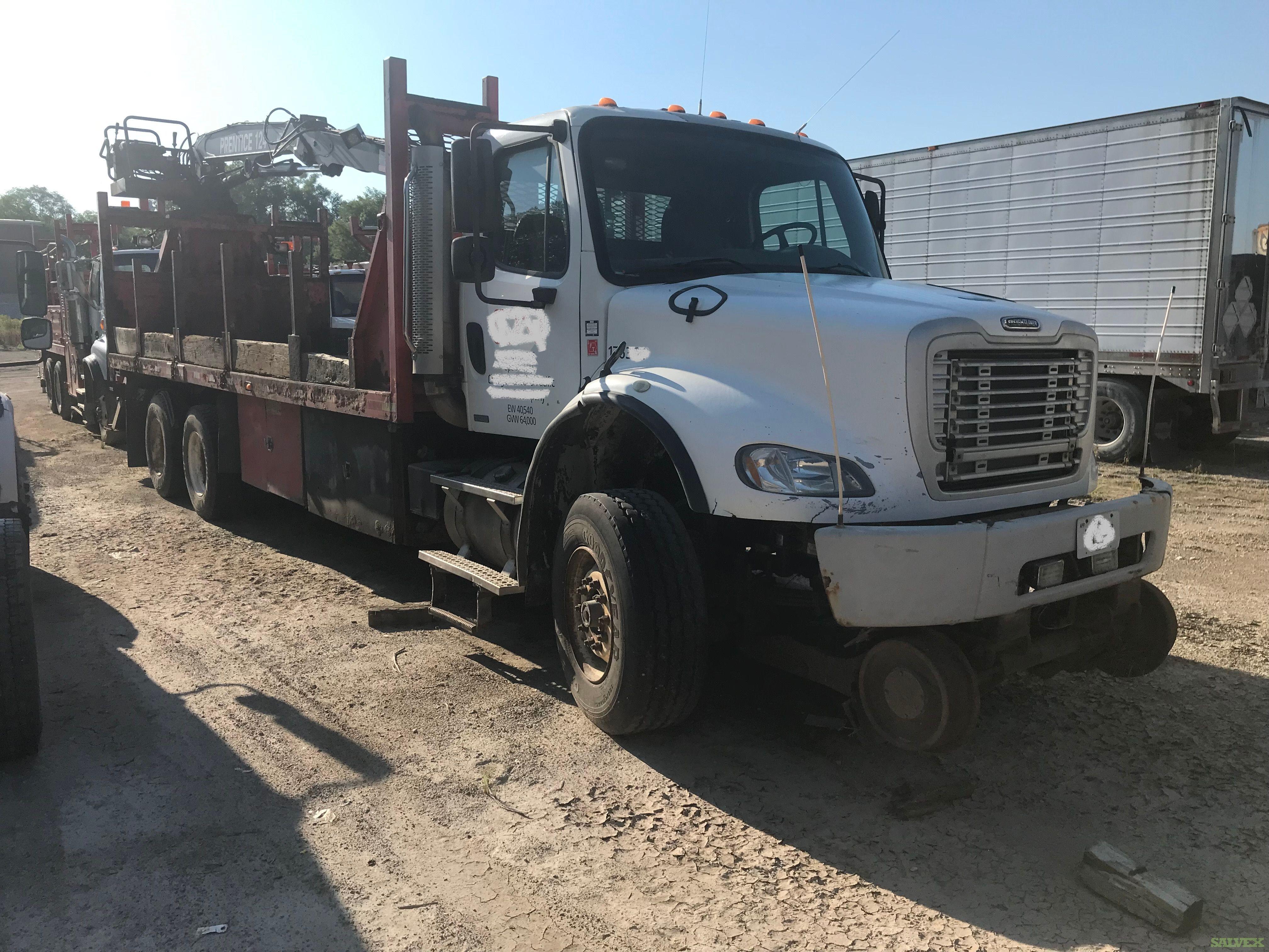 Freightliner M2-112V Truck 2007