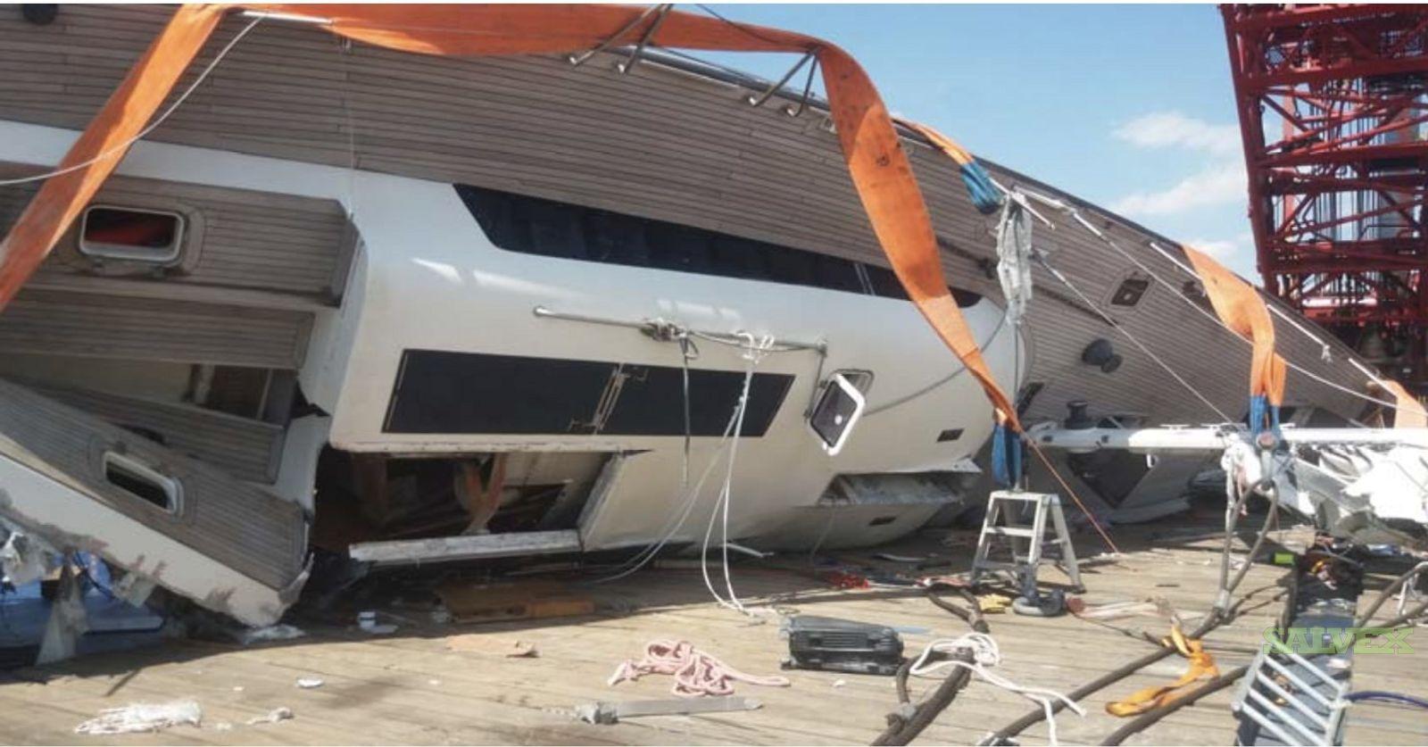 Aluminum Hull Yacht