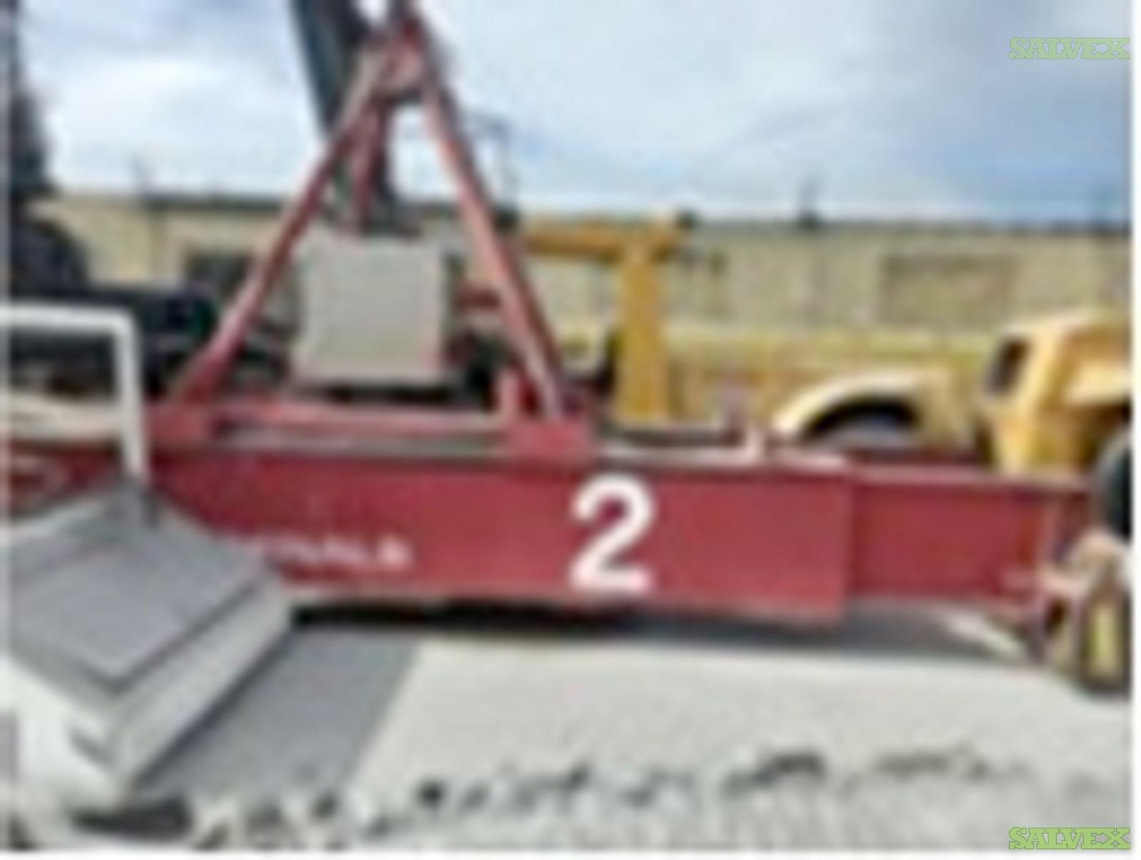 Cargotec-Bromma Spreader