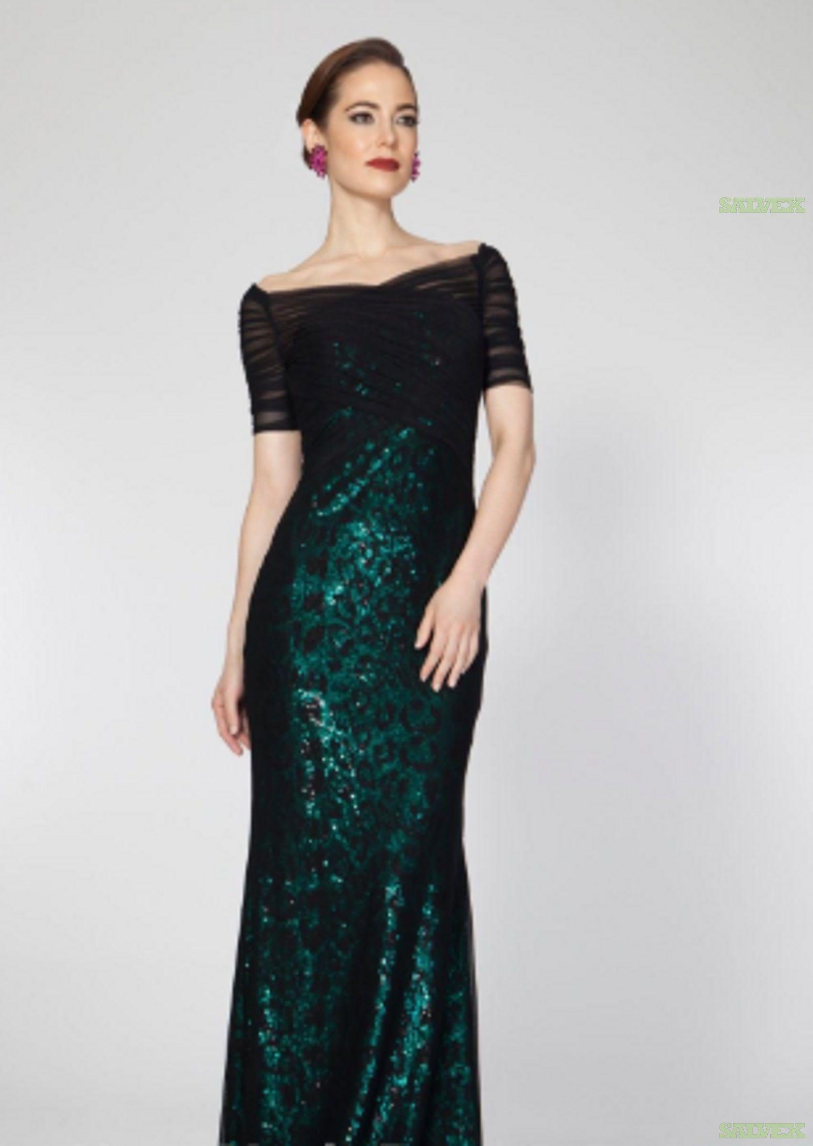 Designer Party Dresses (Marchesa, Badgley Mischka, Theia, Etc.) - 861 Dresses