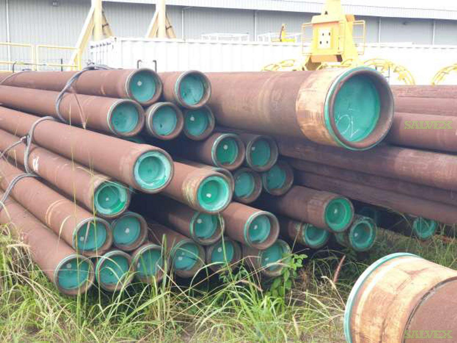 13 3/8 72# L80 SLX R3 Surplus Casing (1,080 Feet / 35 Metric Tons)