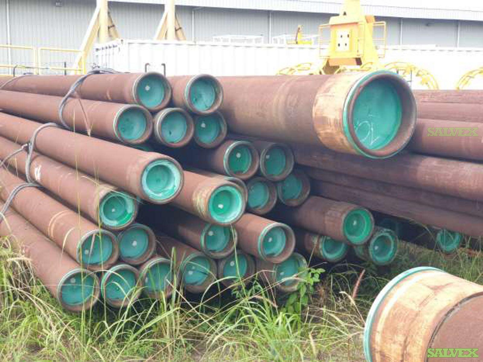 9 5/8 53.50# L80 SLX R3 Surplus Casing (4,800 Feet / 116 Metric Tons)