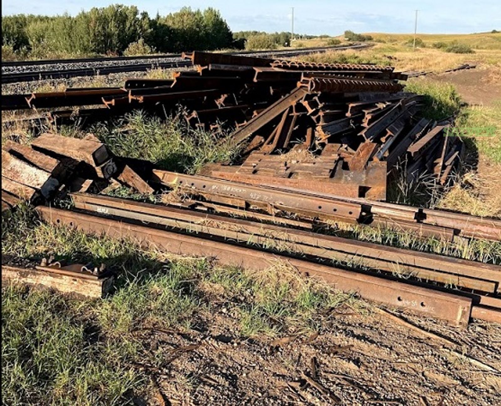 Rail & OTM- Scrap