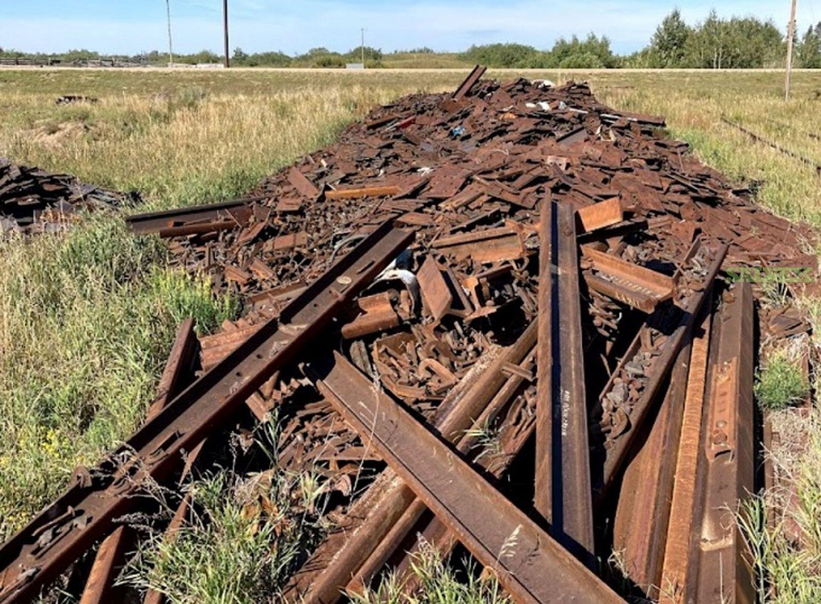Rail & OTM- Scrap ( 100,000 lbs )