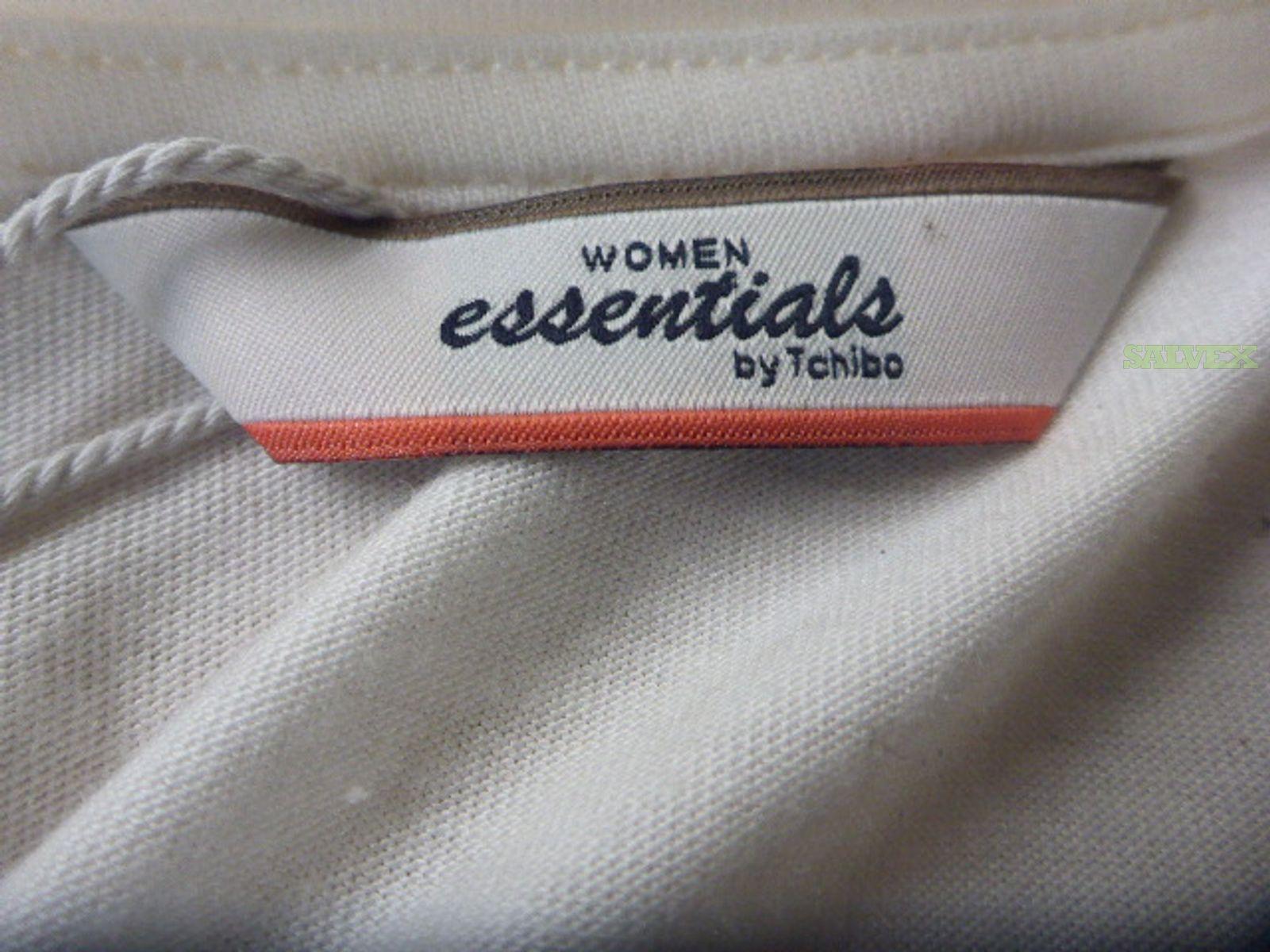 Imprinted Ladies T-Shirts with C-Neck (8940 Pcs)