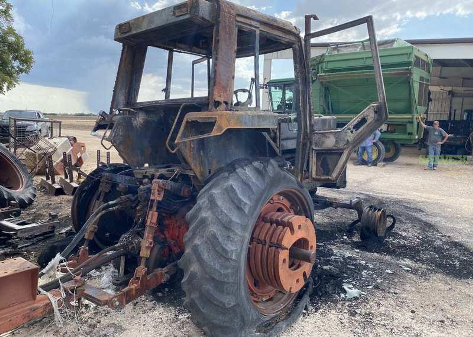 International 1086 Tractor 1976 - Damaged (1 Unit)
