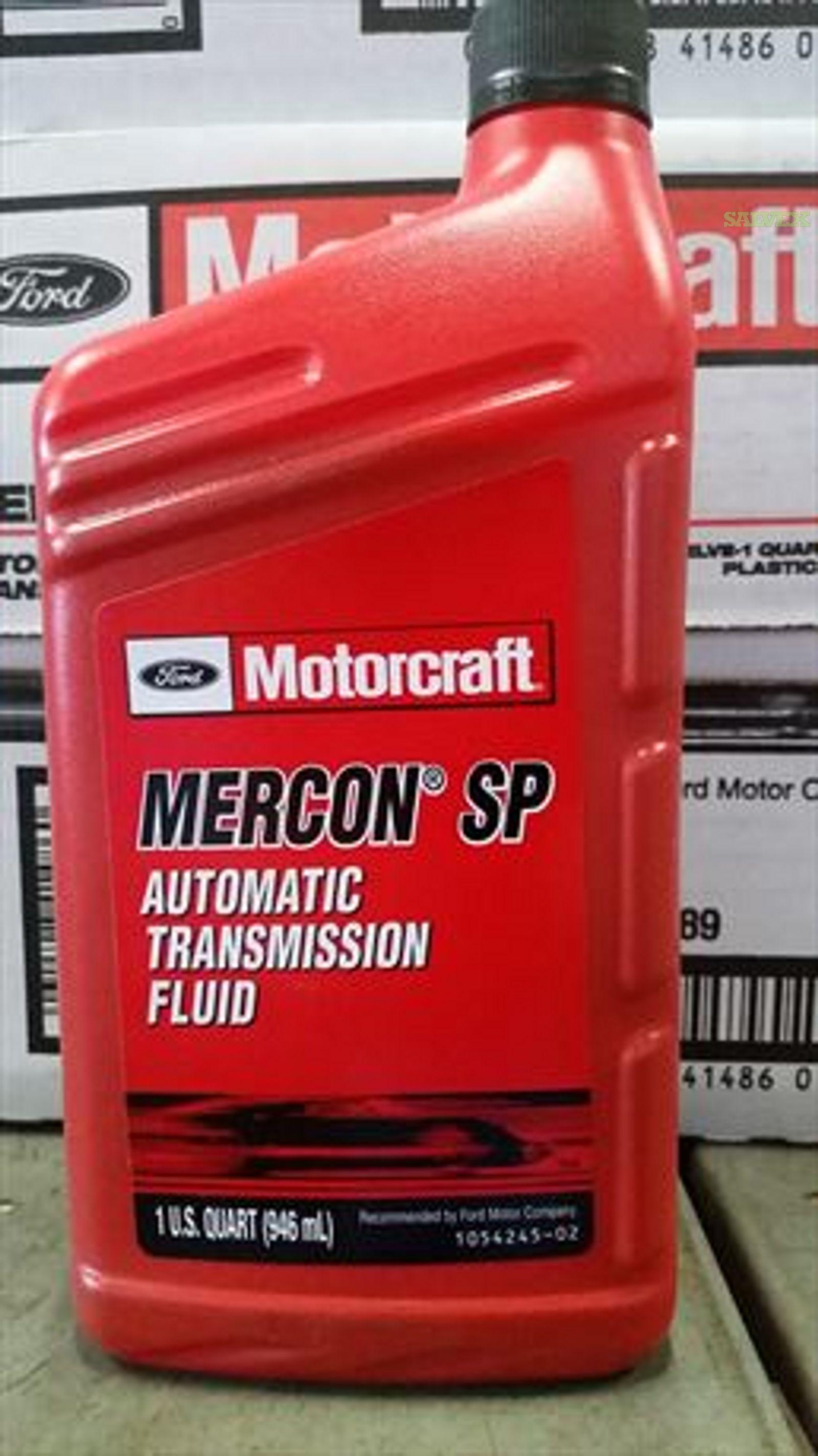 Motorcraft Mercon SP ATF (6 Cases)