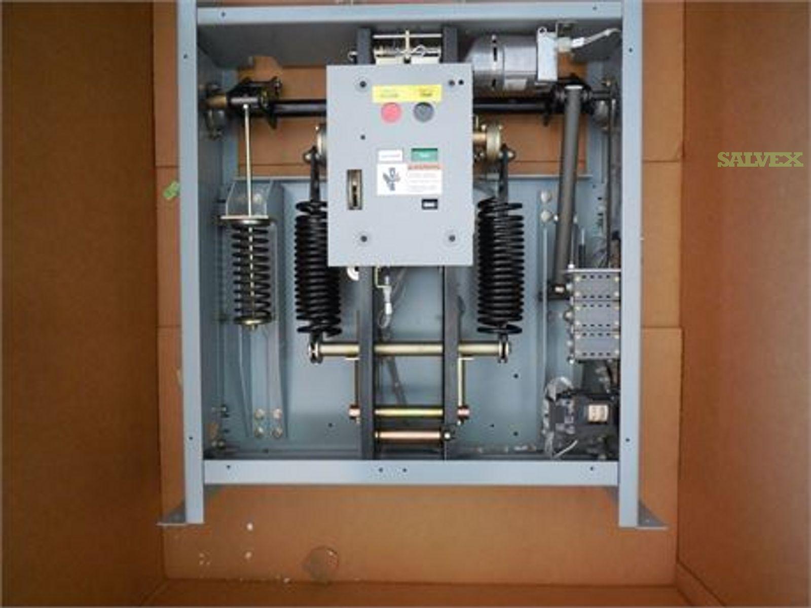 Siemens Operating Mechanism for a Vacuum Circuit Breaker (1 Unit)