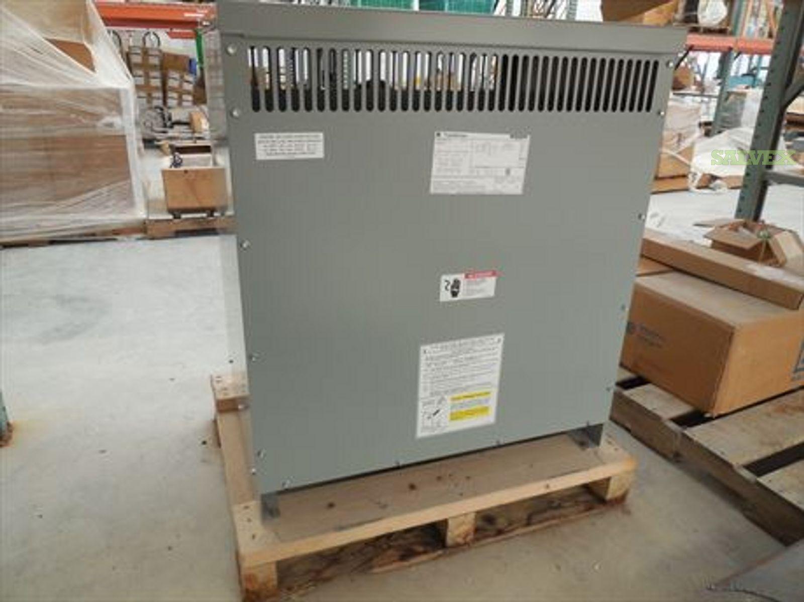GE 37.5 KVA Dry Transformer - Never Used (1 Unit)
