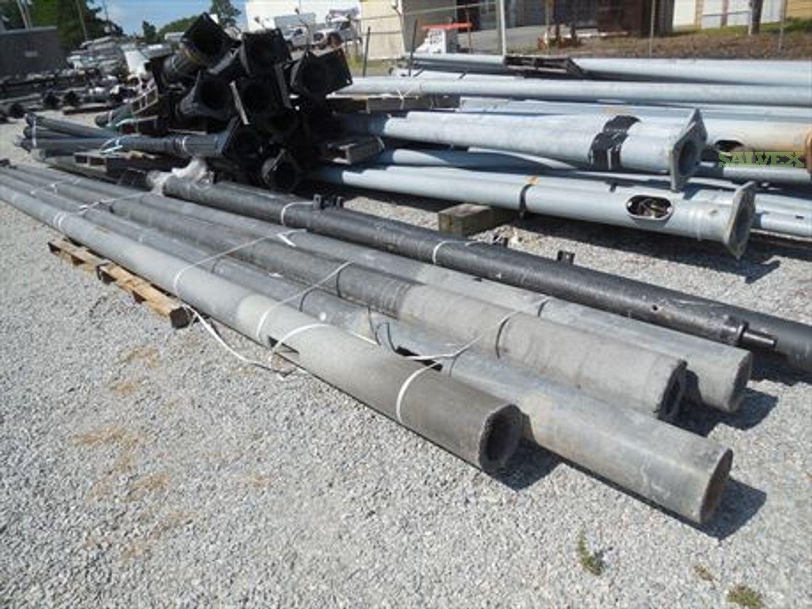 30 ft. Concrete Poles