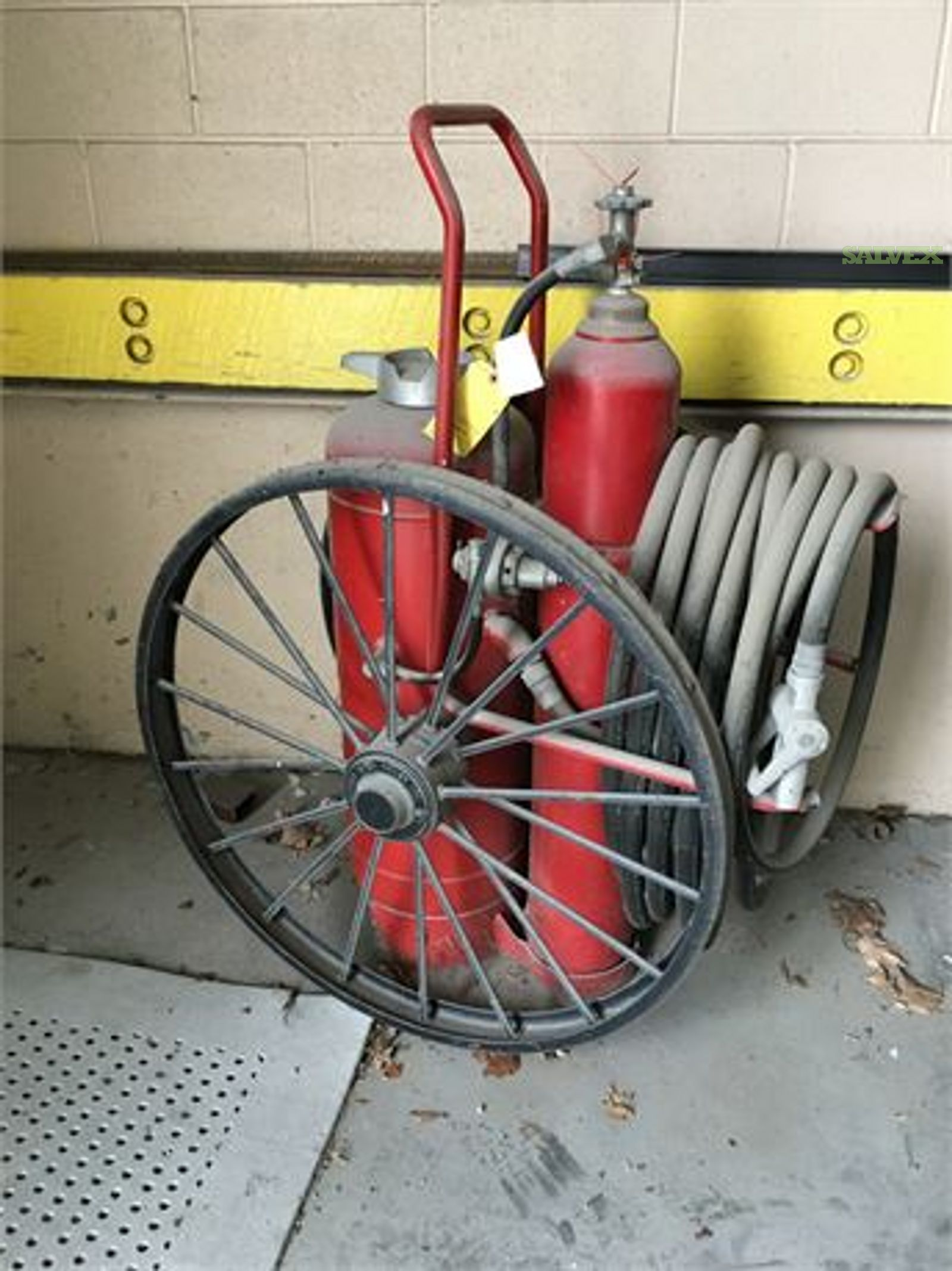 ANSUL 150-b Dry Chemical Fire Extinguisher- Used (1 Unit)