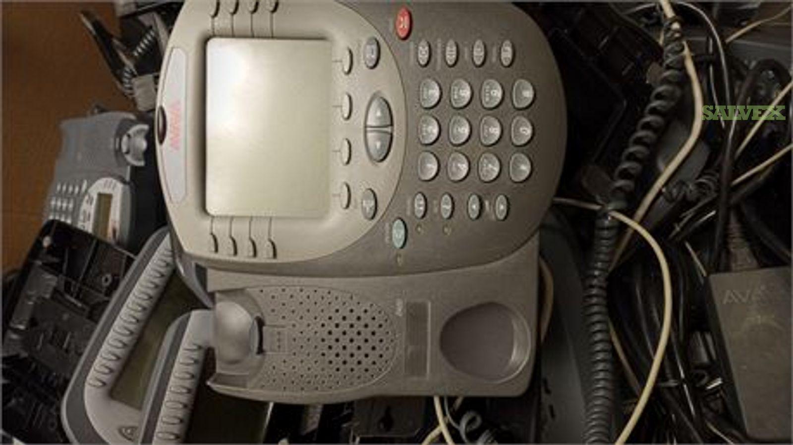 Mixed lot of Avaya Digital Phone Equipment (1 Lot)